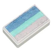 TAG Face Paint Custom 1-Stroke Split Cake - Claro Del Luna