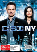 CSI: NY - Season 8 [Region 4]