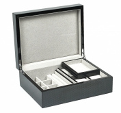 Thompson Street Men's/Womens Jewellery & Watch Box