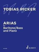 Arias for Bass/Baritone and Piano
