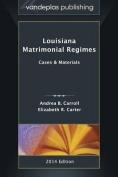 Louisiana Matrimonial Regimes