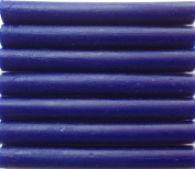 Sapphire Blue Flexible Glue Gun Sealing Wax - 7 Sticks