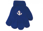Royal Colour Magic Gloves with White Satin Anchor for Children Ages 1-4 Years