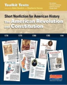 The American Revolution and Constitution