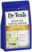 Dr. Teal's Epsom Salt Soaking Solution, Chamomile, 5680ml