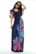 Women Plus Size Floral Maxi Bohemian Beach Summer Long Dress M- 6xl