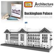 Buckingham Palace London UK Loz Diamond Blocks Architecture Nano Mini Bricks Toy