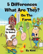 5 Differences- What Are They? - On the Farm- For Kids