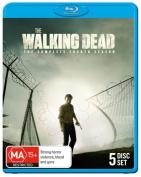 The Walking Dead: Season 4 [Region B] [Blu-ray]