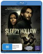 Sleepy Hollow: Season 1 [Region B] [Blu-ray]
