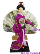 "Japanese Doll - Geisha - 30cm/11.8"" tall - Asian Doll - GD020"