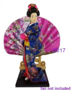 "Japanese Doll - Geisha - 30cm/11.8"" tall - Asian Doll - GD017"