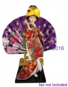 "Japanese Doll - Geisha - 30cm/11.8"" tall - Asian Doll - GD016"