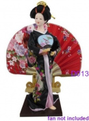 "Japanese Doll - Geisha - 30cm/11.8"" tall - Asian Doll - GD013"