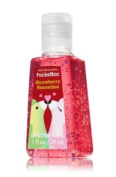 Bath & Body Works Anti-bacterial Pocketbac Sanitising Hand Gel - Strawberry Smooches 30ml