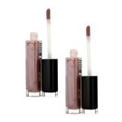 Calvin Klein Delicious Light Glistening Lip Gloss Duo Pack - #318 Truffle