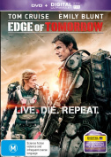 Edge of Tomorrow (DVD/UV) [Region 4]