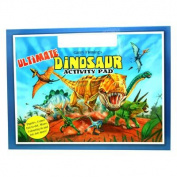 Garry Fleming's Ultimate Dinosaur Activity Pad