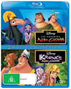 The Emperor's New Groove / The Emperor's New Groove 2 [Region 4]