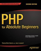 PHP for Absolute Beginners