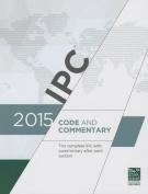 2015 International Plumbing Code Commentary