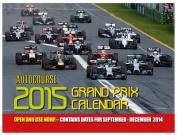 Autocourse 2015 Calendar