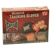 TapouT XT Weighted Training Gloves
