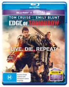 Edge of Tomorrow (Blu-ray/UV) [Region B] [Blu-ray]