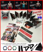 TapouT XT Extreme MMA Fitness Program + BONUS 9 Piece Resistance Bands Set + GIFTS