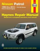 fits Nissan Patrol Automotive Repair Manual