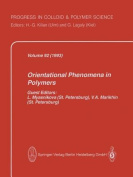 Orientational Phenomena in Polymers