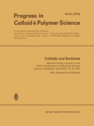 Colloids and Surfaces