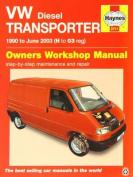 VW Transporter Diesel (T4) Service and Repair Manual