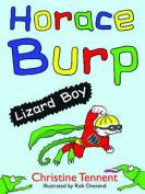 Horace Burp: Lizard Boy