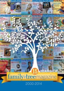 15 Years of Family Tree Magazine