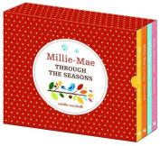 Millie Mae Through the Seasons Slipcase Set [Board book]