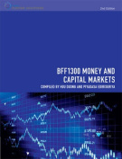 Cp0968 - Bff1300 Money and Capital Markets