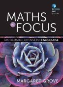 Maths in Focus Mathematics Extension 1 Hsc Course Revised