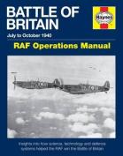Battle of Britain Manual