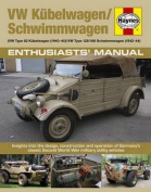 VW Kubelwagen/Schwimmwagen (VW Type 82 Kubelwagen (1940-45) / VW Type 128/166 Schwimmwagen (1941-44)