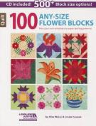 100 Any- Size Flower Blocks