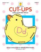 Cut-Ups: Early Alphabet Skills