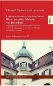 Lebenbeschreibung Des Beruhmten Ritters Sebastian Schartlins Von Burtenbach [GER]