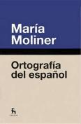 Ortografia del Espanol [Spanish]