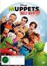 MUPPETS MOST WANTED [Region 4]