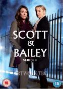 Scott and Bailey: Series 4 [Region 2]