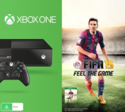 Xbox One Console (Standalone) FIFA 15 Bundle