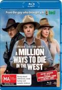 Million Ways to Die in the West [Region B] [Blu-ray]