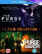 Purge/The Purge: Anarchy [Region B] [Blu-ray]