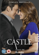 Castle: Seasons 1-6 [Region 2]
